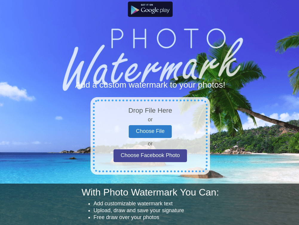 Watermarkphotos Главная Страница