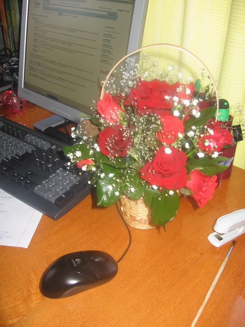 Похвастаюсь датой и подарком))