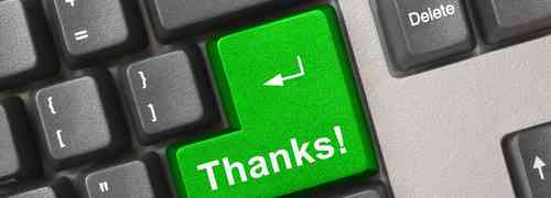 Благодарность друзьям!